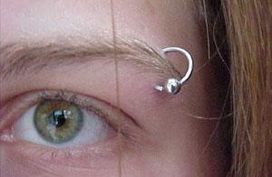 Piercing - steril und sicher bei uns durchgeführt